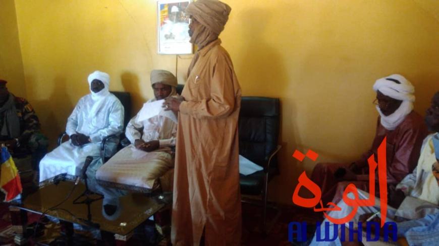 """Tchad : à l'Est, les résultats positifs de l'état d'urgence appréciés, """"gardez le même élan"""". © Alwihda Info"""
