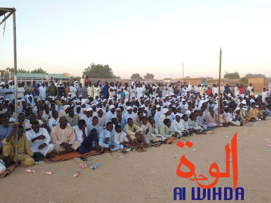 Tchad : le conseil supérieur des affaires islamiques du Ouaddaï commémore le Mawlid