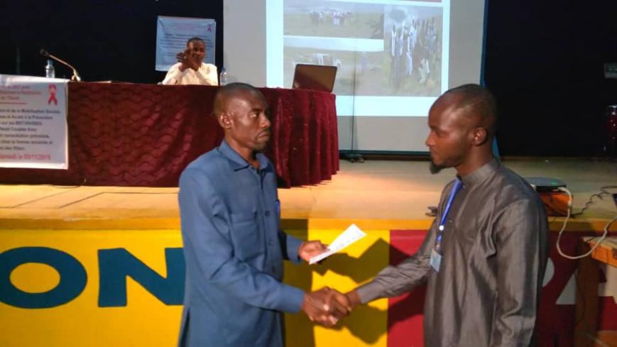 Tchad : 3 semaines de sensibilisation contre les maladies sexuellement transmissibles au Tibesti. © Alwihda Info