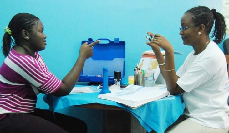 Pays à faible revenu : hausse du taux d'accès à la planification familiale pour les femmes et jeunes filles. Illustration. © DR