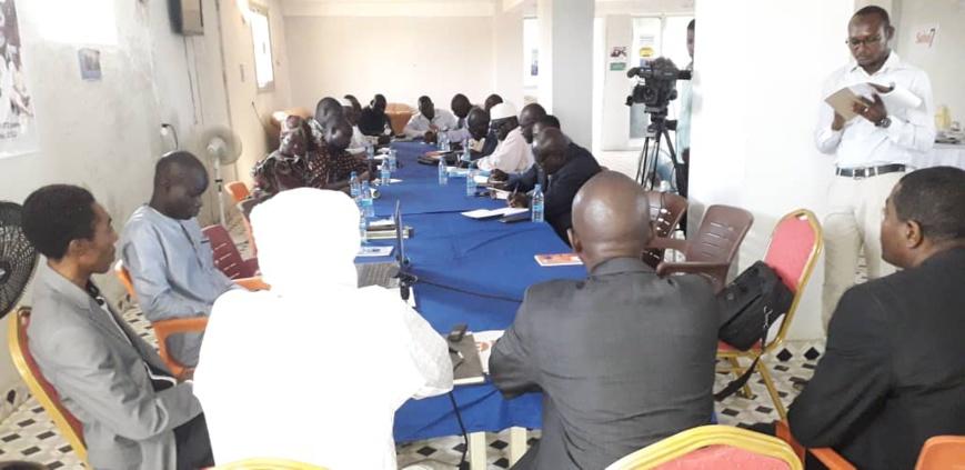 Désengagés de Boko Haram au Tchad : des fonctionnaires formés sur la gestion des données. © Alwihda Info