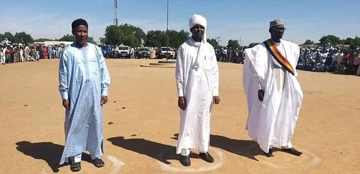 Tchad : un nouveau maire prend ses fonctions à Oum Hadjer. © DR