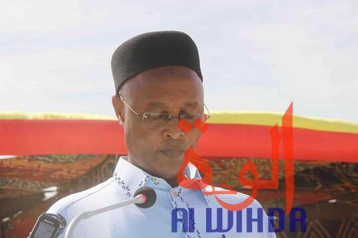Le préfet entrant remplace Abakar Maina. © Alwihda Info