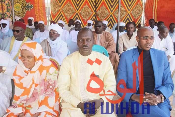 Tchad : le nouveau préfet du département de Ouara installé. ©Alwihda Info