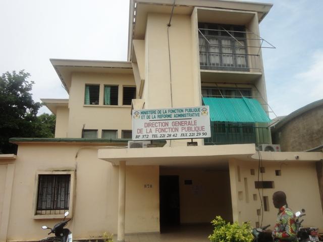 Togo : tournée nationale de sensibilisation auprès des agents de la fonction publique. ©DR