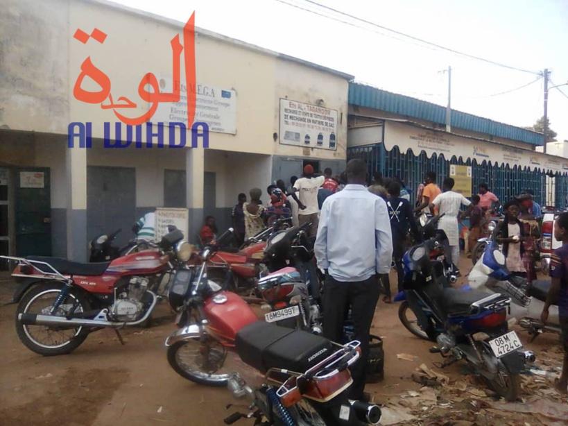 Tchad : une hausse inquiétante des prix dans les commerces au Sud. © Alwihda Info/G.A.