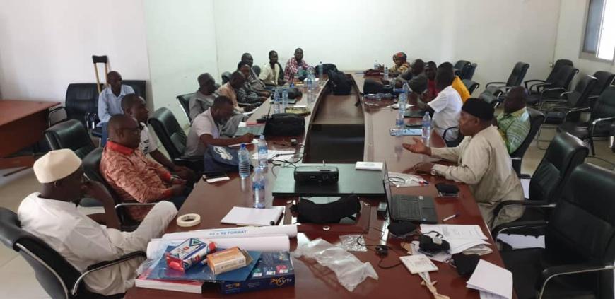Tchad : 5 hôpitaux équipés d'appareils électrocardiogrammes et audiogrammes. © DR/MSP