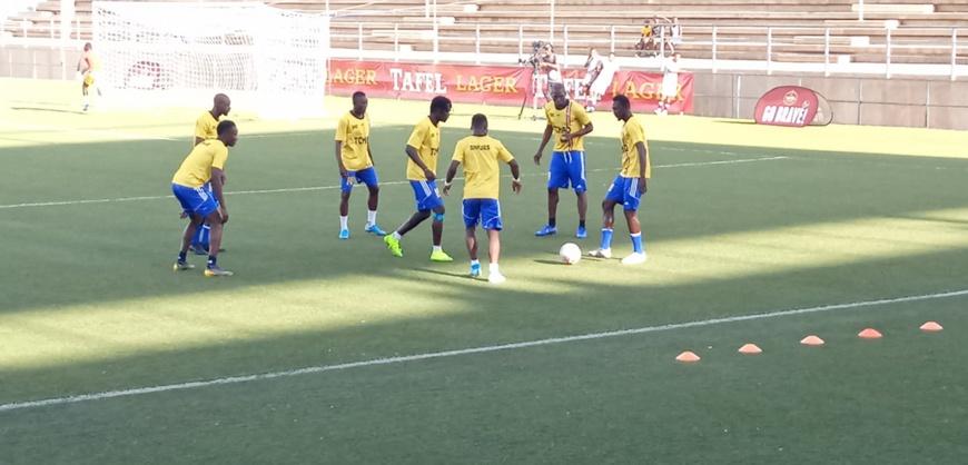 Football : les Aigles du Mali dans le viseur des SAO du Tchad ce dimanche. ©Asent Sao