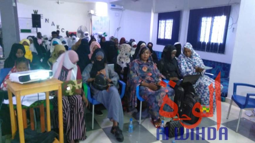 """Tchad : """"les réseaux sociaux présentent autant d'avantages que d'inconvénients"""". © Alwihda Info"""