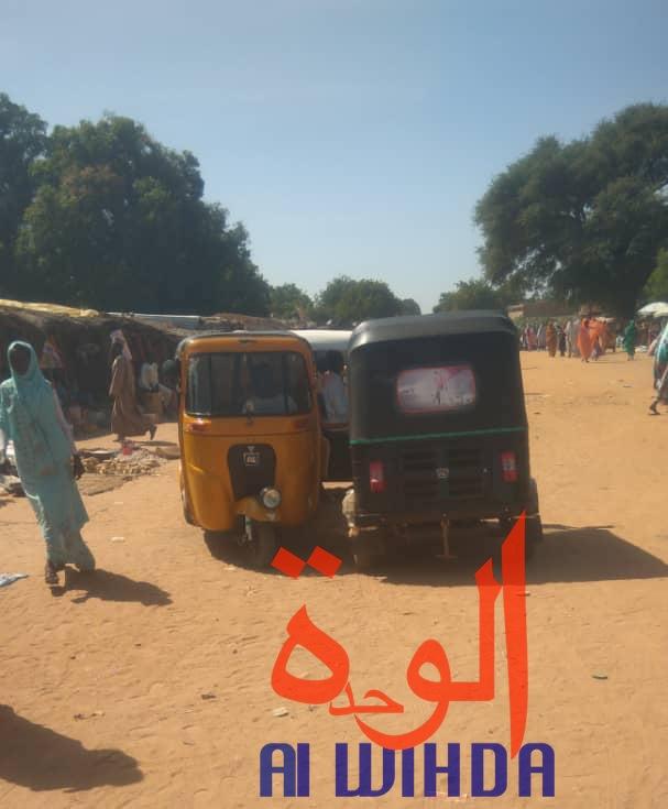 Tchad : à l'Est, le rakcha est un moyen de transport privilégié depuis l'état d'urgence. © Alwihda Info