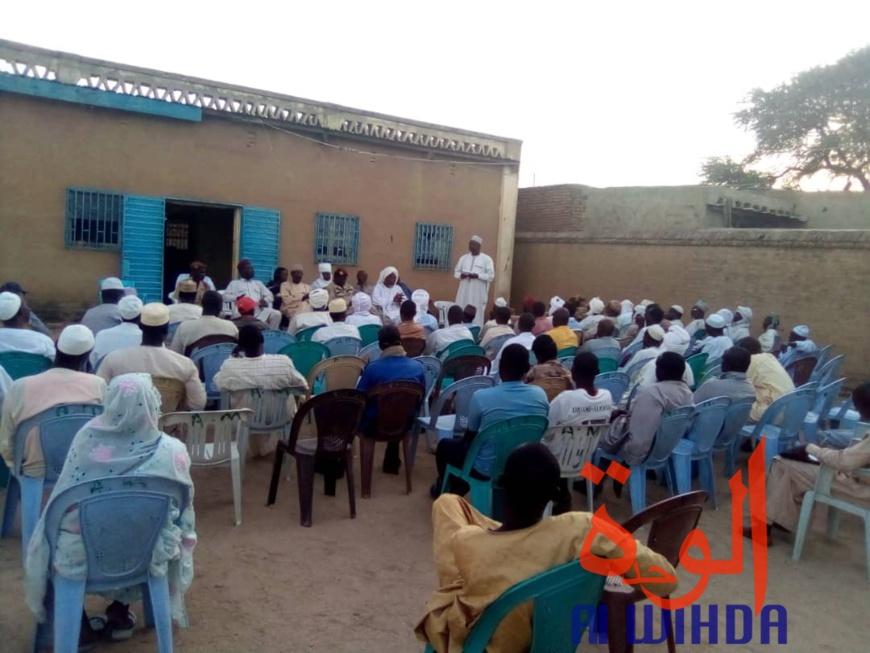 Tchad : au Ouaddaï, les civils convaincus peu à peu par le bienfondé du désarmement. © Alwihda Info