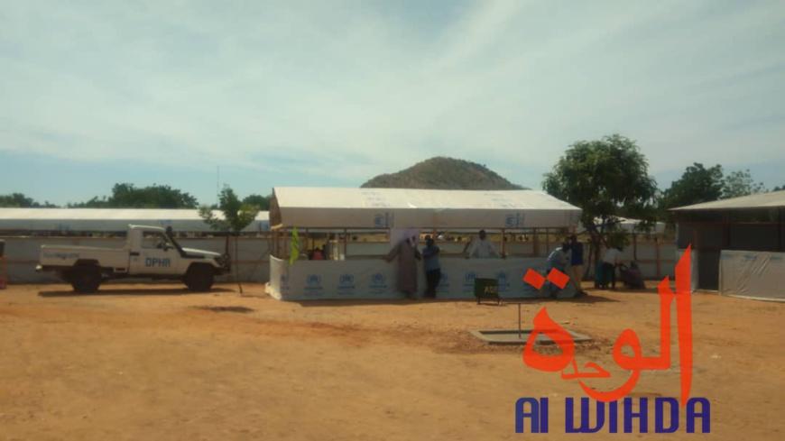 Tchad : une opération de vérification biométrique des réfugiés à l'Est