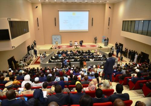 """Libye : Déby demande à la communauté internationale de """"rétablir"""" ce qu'elle a """"défait"""". © PR"""