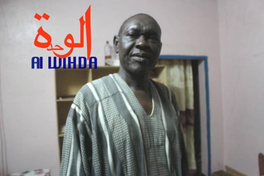 Tchad : Entretien avec l'ex-maire de Moundou, Laoukein Kourayo Médard. ©Alwihda Info