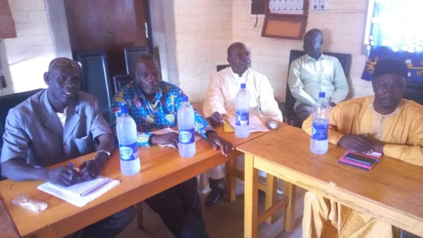 Tchad : au Mayo Kebbi Ouest, le débat s'invite sur la gestion des ressources et la cohabitation. © Alwihda Info/F.M.
