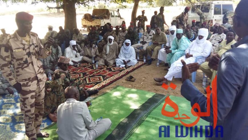 Tchad : à l'Est, l'état de la route freine les activités commerciales avec le Soudan. © Alwihda Info
