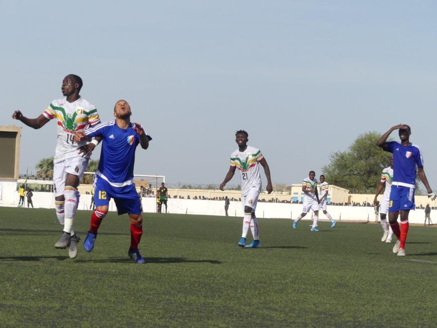 Classement Fifa : le Tchad à la 177ème place mondiale. © DR