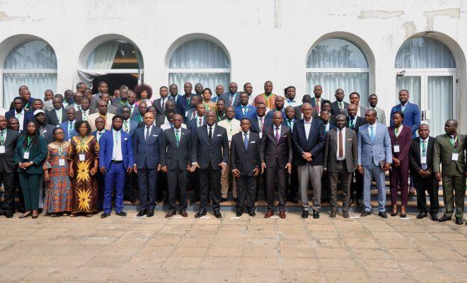 Togo : les délégués pays du HCTE outillés sur leurs missions. © DR/T-P