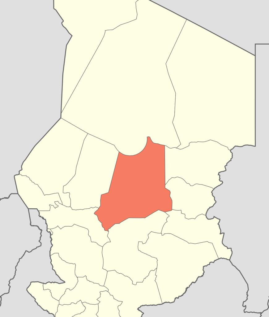 Tchad : rencontre entre les autorités et la jeunesse à Oum Hadjer, dans la province du Batha. © DR