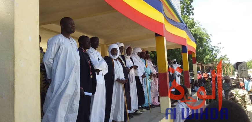 """Tchad : """"les enfants doivent se brasser entre eux sans barrière aucune"""""""