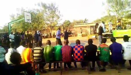 Tchad : la flamme musicale pour le festival N'Djam Vi à Pala. © Alwihda Info/F.M.