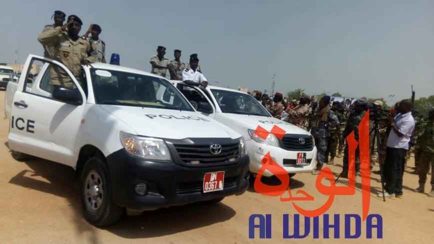 Tchad : le gouvernement crée un observatoire pour renforcer la déontologie de la police. © Alwihda Info