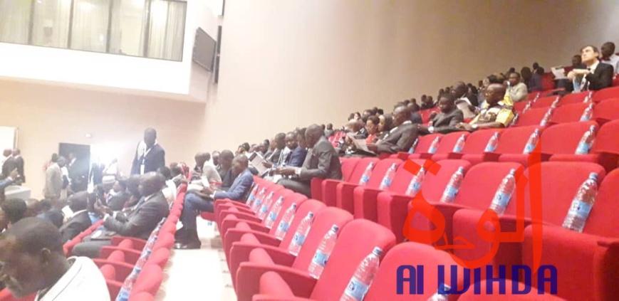 Tchad : le congrès de la conférence internationale des barreaux s'ouvre ce mercredi. © Alwihda Info