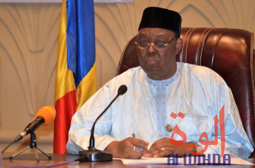 """Tchad : """"la survie de notre pays dépend de notre implication sans faille"""", Haroun Kabadi. ©Alwihda Info"""