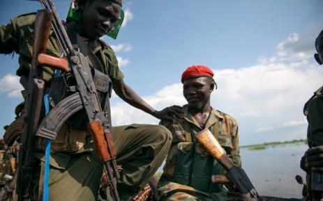 Des militaires soudanais à Khartoum. Illustration. © DR