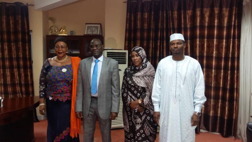 Tchad : un accord pour mieux suivre les dossiers de femmes victimes de violences. © Alwihda Info