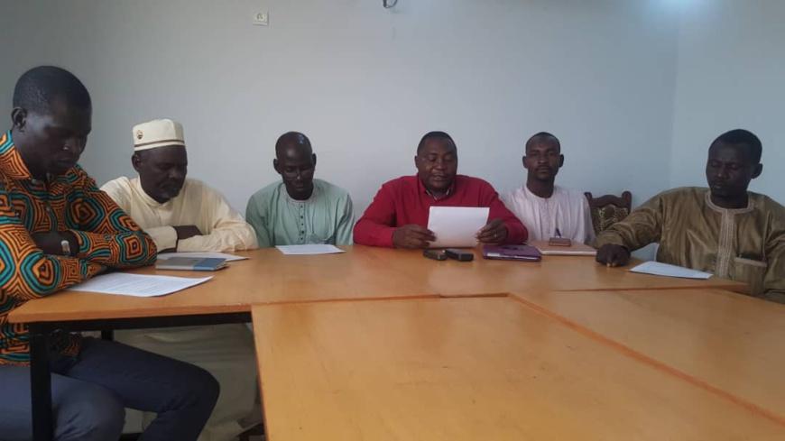 Tchad : la mobilisation ne faiblit pas après l'incarcération de Mahamat Nour Ibedou. © Alwihda Info