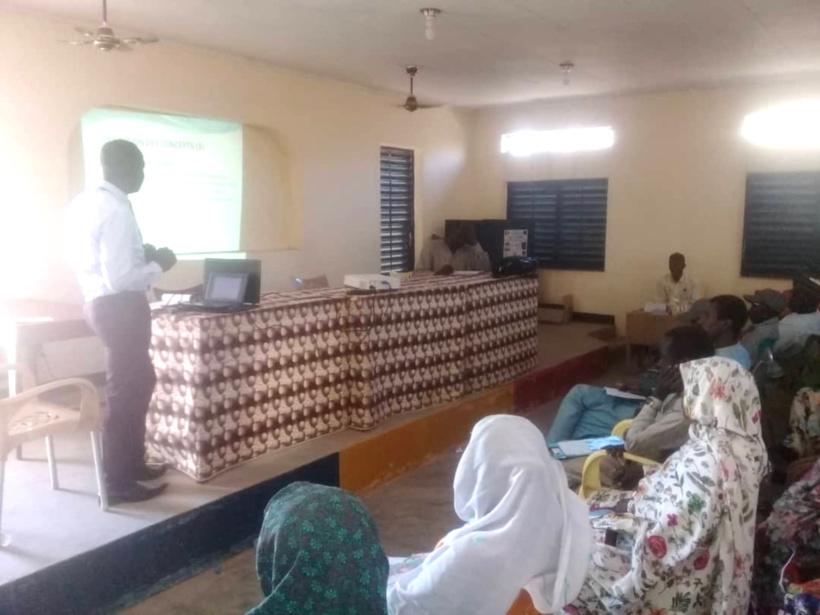 Tchad : à Oum Hadjer, les jeunes incités à entreprendre face au chômage.