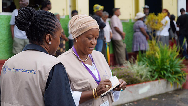 Dominica: Commonwealth Observer Group says elections 'reflected will of people'. © DR