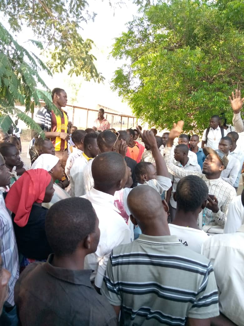 Tchad : le vice-président de l'Université de Pala appelle au calme après des troubles. © Alwihda Info