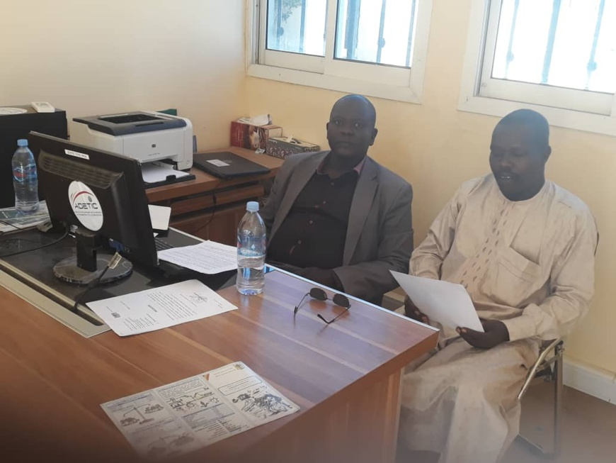 Tchad : des étudiants sensibilisés sur le respect des droits de l'Homme à Abéché. © Alwihda Info