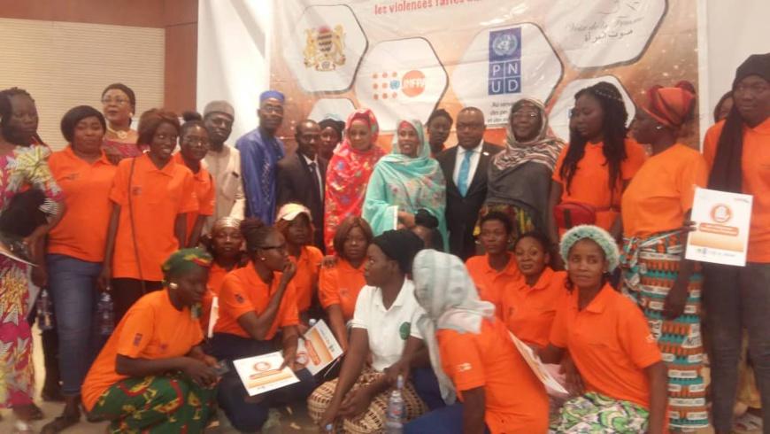 Tchad : fin de la campagne de 16 jours d'activisme contre les violences faites aux femmes. ©Alwihda Info