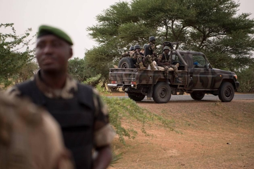 Des soldats nigérians en opération. © DR/O-F