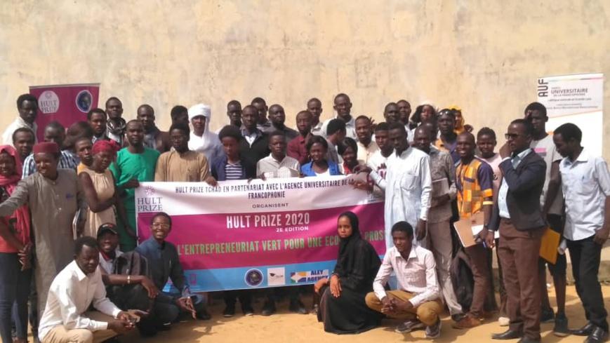 Tchad : une compétition pour promouvoir l'entrepreneuriat en milieu universitaire. ©Alwihda Info/M.M.T
