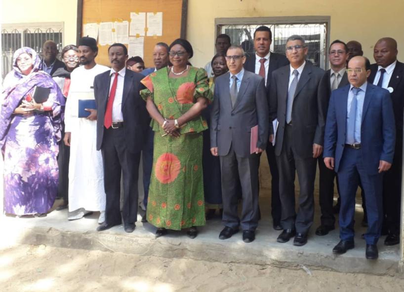 Le Maroc aide le Tchad à réaliser des performances dans le domaine agricole. © Alwihda Info/D.W.