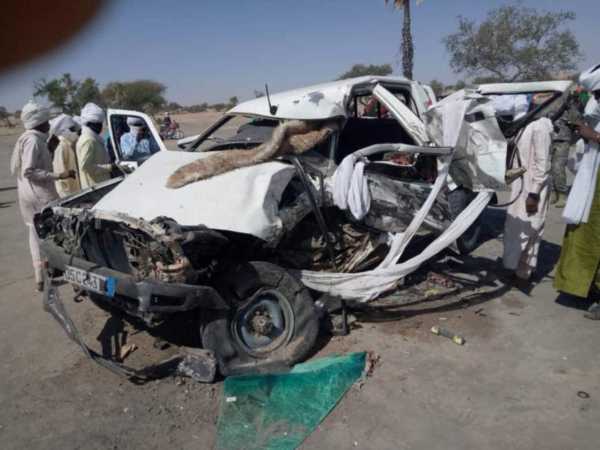 Tchad : au moins quatre morts dans un accident de circulation au Kanem. © DR