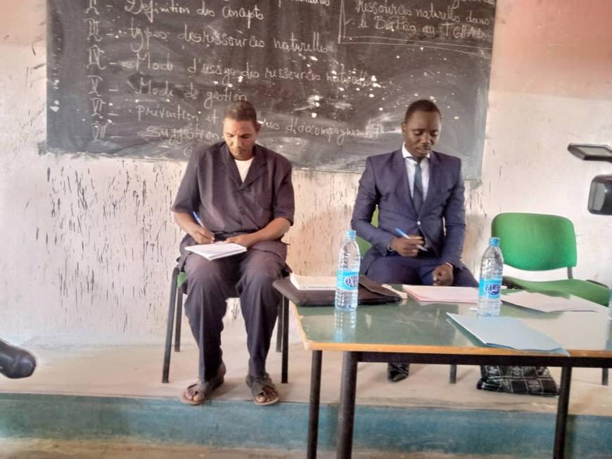 conférence-débat sur les potentialités et la gestion des ressources naturelles du Batha