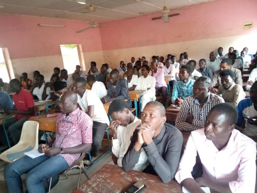 Tchad : conférence-débat sur les potentialités et la gestion des ressources naturelles du Batha. ©Alwihda Info/H.D.H.