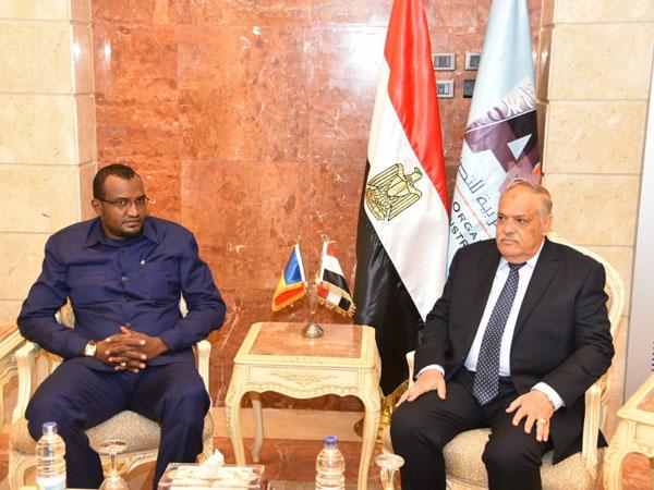 Tchad : vers une coopération avec l'Organisation arabe pour l'industrialisation. © DR/Alwafd