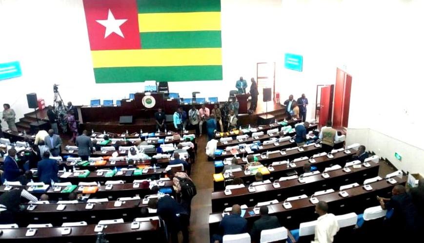 L'Assemblée nationale au Togo. © DR