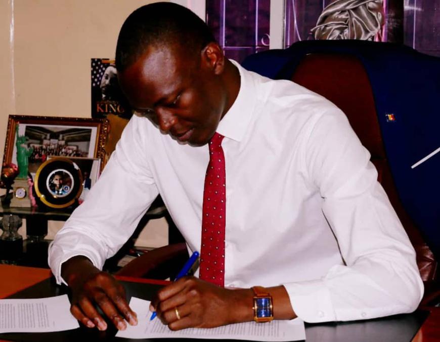 Tchad : Succès Masra réagit à la polémique sur le livre qu'il a coécrit