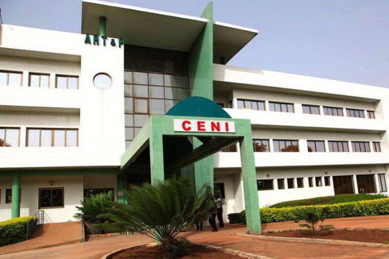 Togo : la CENI a livré les premiers résultats issus de la dernière révision de la liste électorale. © DR