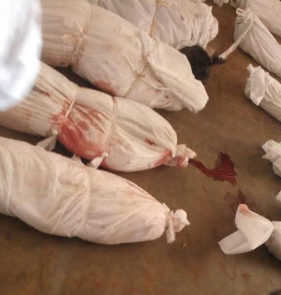 Centrafrique : au moins 47 morts et 70 blessés après les affrontements à Bangui. © DR