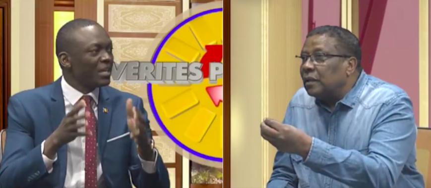 Tchad : l'essentiel du débat entre Abderaman Koulamallah et Succès Masra
