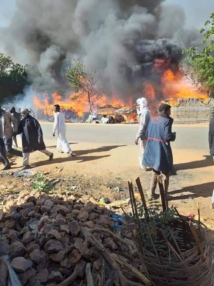 Soudan : accusées de partialité, les forces de sécurité d'Aldjinena seront mutées. © DR