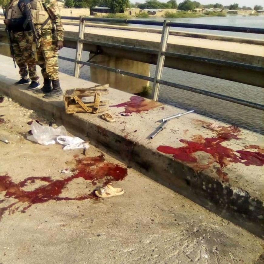 Cameroun : l'explosion accidentelle d'une grenade fait au moins 11 morts. © DR